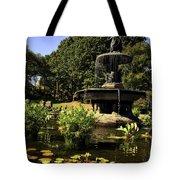 Bethesda Fountain - Central Park 2 Tote Bag