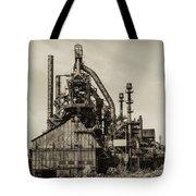 Bethlehem Pa Steel Plant   Tote Bag