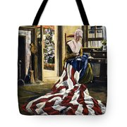 Betsy Ross (1752-1836) Tote Bag
