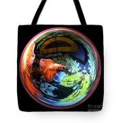 Betta Bowl Tote Bag by Renee Trenholm