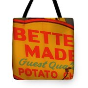 Better Made Tote Bag