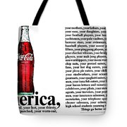 Better With Coke Tote Bag