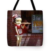 Betty Boop 1 Tote Bag