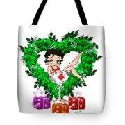 Betty Boop 3 Tote Bag