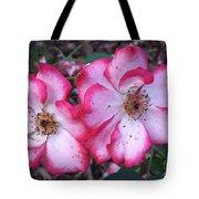 Betty Boop Roses Tote Bag