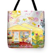 Betty's House Tote Bag