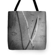 Between Black And White-09 Tote Bag