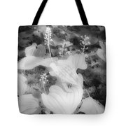 Between Black And White-12 Tote Bag