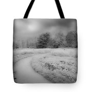 Between Black And White-25 Tote Bag