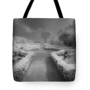 Between Black And White-26 Tote Bag