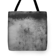 Between Black And White-28 Tote Bag
