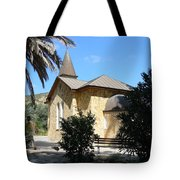 Between Sands And Sky Tote Bag
