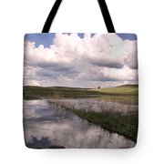 Between Storms Tote Bag