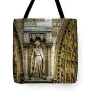 Between The Doors Tote Bag