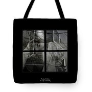 Between The Frames Tote Bag