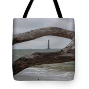 Between The Limbs Tote Bag