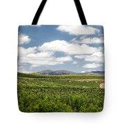Between The Vines Tote Bag