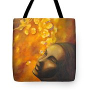 Between The Worlds Tote Bag