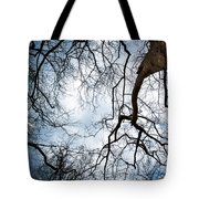 Between Times Tote Bag