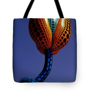 Beverly Hills Hymns Of Tulips Sculpture By Diana Sainz Tote Bag