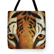 Beware Tote Bag by Crista Forest