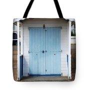 Bexhill Beach Hut Tote Bag