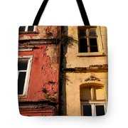 Beyoglu Old Houses 02 Tote Bag