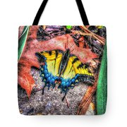 Beyond Chrysalis-tiger Swallowtail Tote Bag