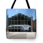 Beyond Recovery - Casino Ruin Ashbury Park Tote Bag