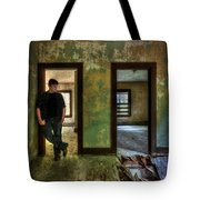 Beyond Regrets Of The Past Tote Bag by Evelina Kremsdorf
