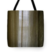 Beyond The Curtain Tote Bag