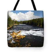 Beyond The Falls Tote Bag