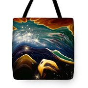 Beyond The Furthest Point Tote Bag