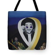 Beyond The Haze Tote Bag