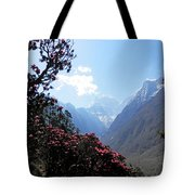 Beyond The Rhododendrons 2 Tote Bag