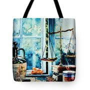 Beyond The Shadow Of Doubt Tote Bag