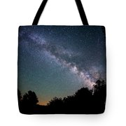 Beyond The Tree Tops Tote Bag