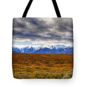 Beyond The Tundra Tote Bag