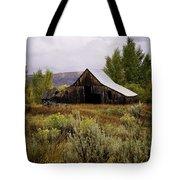 Beyond The Sagebrush Tote Bag