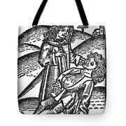 Bezoar Stone, 1491 Tote Bag