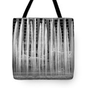 Bellagio Fountains Work A Tote Bag