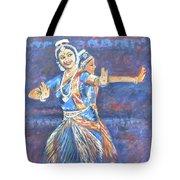 Bharatha Naatyam Tote Bag
