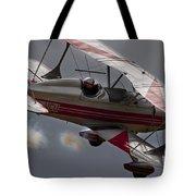 Bi Plane Tote Bag