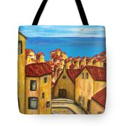 Biagi In Tuscany Tote Bag