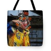 Bian Jiang Dancer Color Drawing Hp Tote Bag