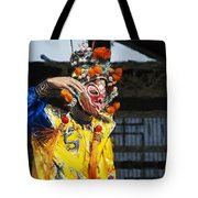 Bian Jiang Dancer Neo Hp Tote Bag