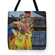 Bian Jiang Dancer Sync Hp Tote Bag