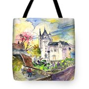 Biarritz 01 Tote Bag