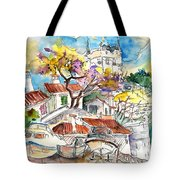 Biarritz 10 Tote Bag