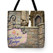 Bibbidi Bobbidi Boutique Tote Bag